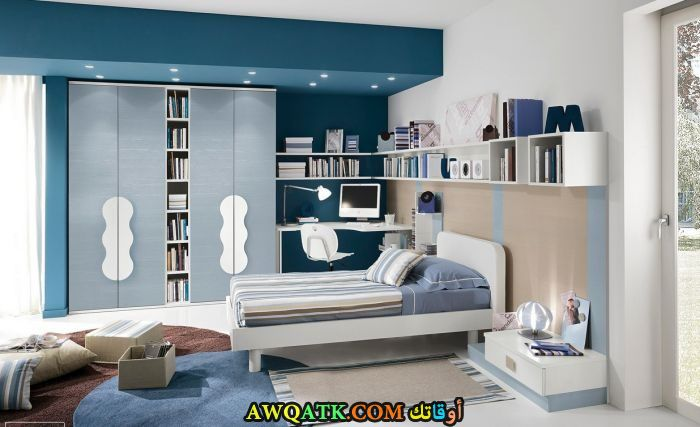 غرفة نوم مودرن شيك ورائعة