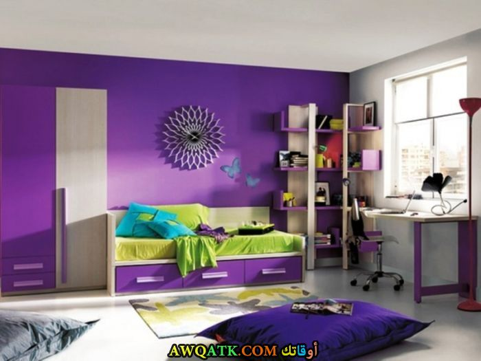 غرفة نوم مودرن جميلة