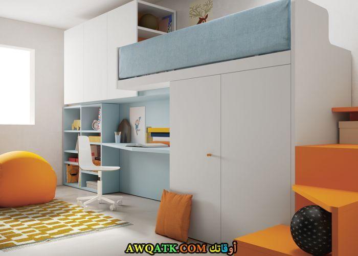 غرفة نوم لبني رائعة