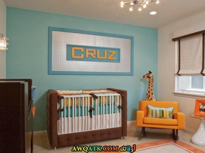 غرفة نوم حديثي الولادة 2017