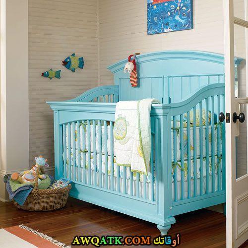غرفة نوم حديثي الولادة شيك جداً