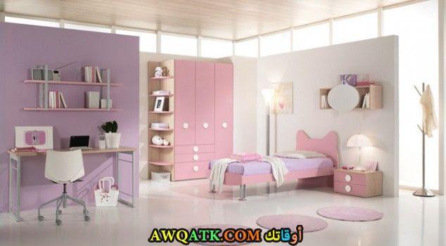 غرفة نوم أطفال رائعة جداً