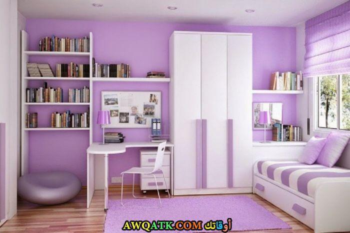 غرفة نوم أطفال موف رائعة
