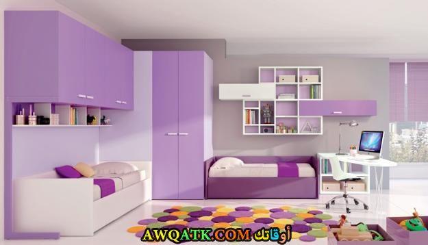 غرفة نوم أطفال شيك ورائعة