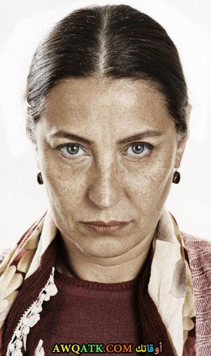 بوستر الفنانة التركية فاهيد جوردوم