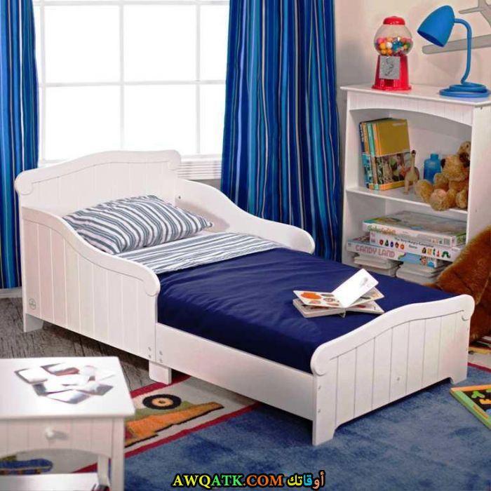 غرفة نوم ايكيا باللون الأزرق