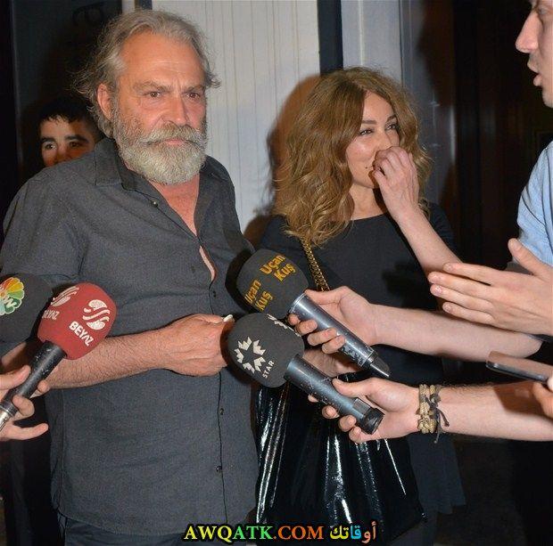 صورة جديدة للنجم التركي هالوك بيلغينر