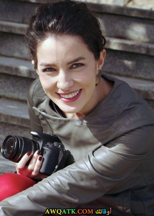 أحلى صورة للفنانة الجميلة أيفير دونميز