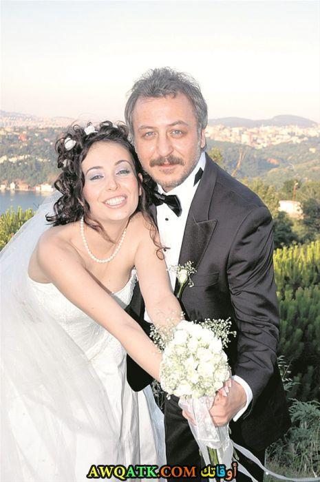 صورة من حفل زفاف إسراء رونابار