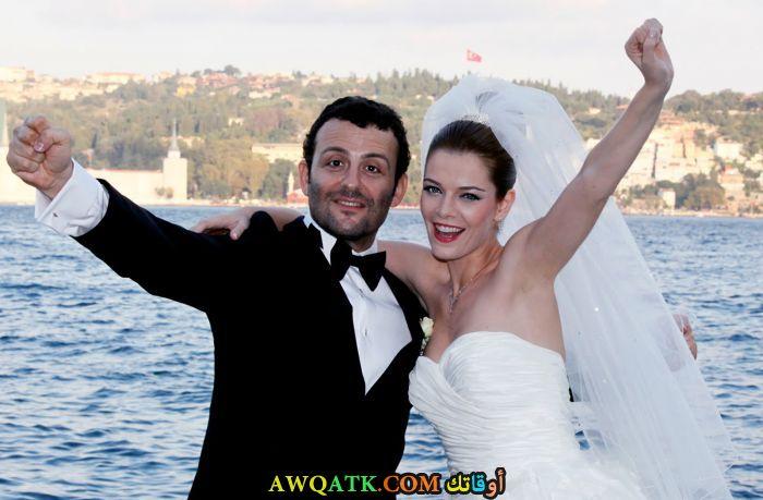 صورة من حفل زفاف بيجوم كوتوك يشار اوغلو