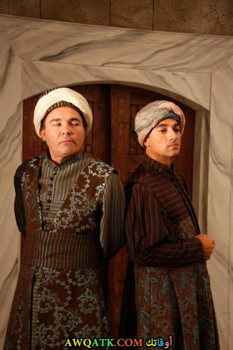 أحلى صورة للفنان الجميل سليم بايراكتار من مسلسل حريم السلطان
