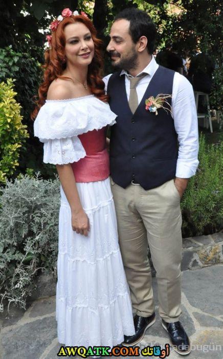صورة من حفل زفاف سيردال جينش