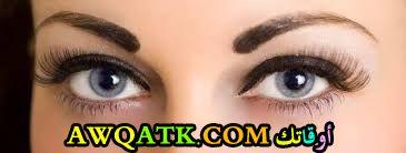 عينان ذو مظهر صحي