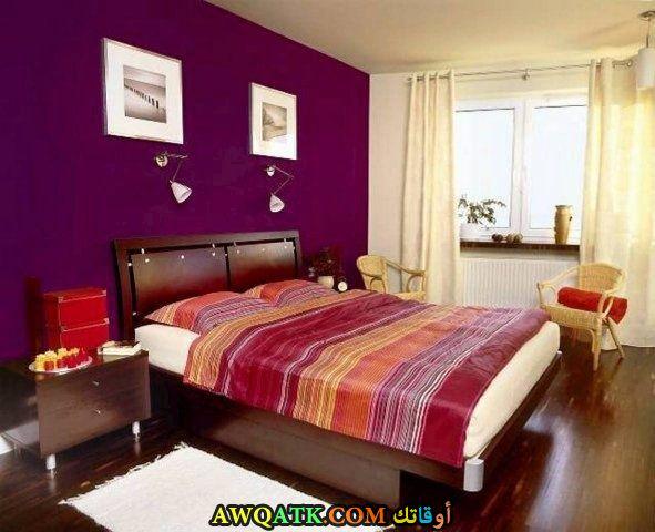 غرفة نوم موف روعة