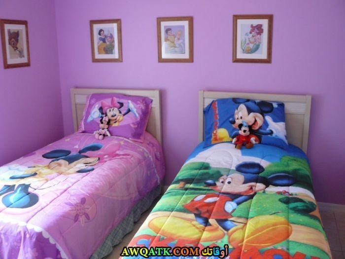 غرفة نوم رائعة جداً وجميلة