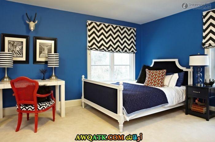 غرفة نوم خشب جميلة وروعة