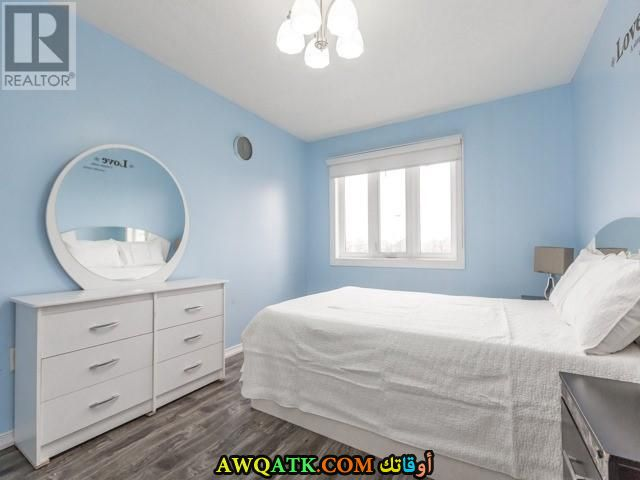 غرفة نوم خشب شيك