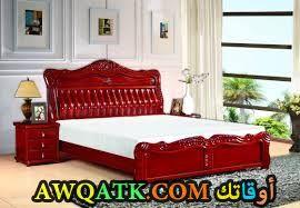 غرف نوم خشب روعة