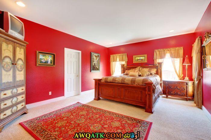 غرفة خشب رائعة