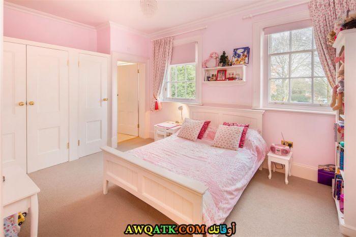 غرفة نوم خشب زان