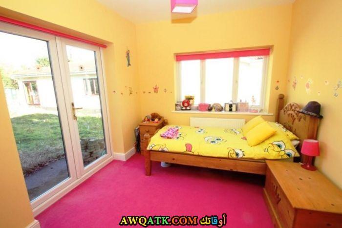 غرفة نوم خشب روعة وشيك