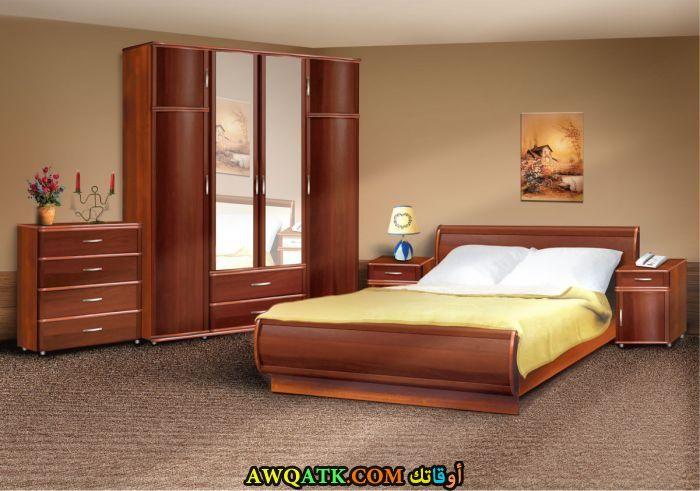 غرفة نوم مودرن رائعة