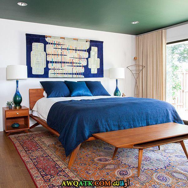 غرفة نوم مودرن جميلة وشيك