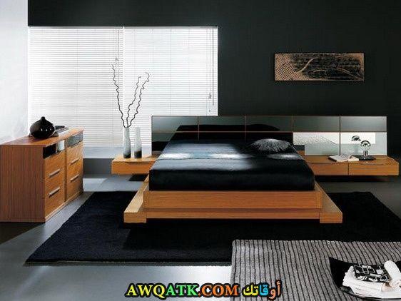 غرفة نوم مودرن جميلة جداً