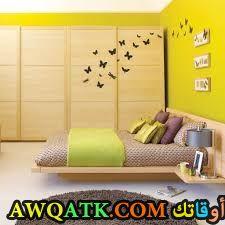 غرفة نوم سمبل رائعة