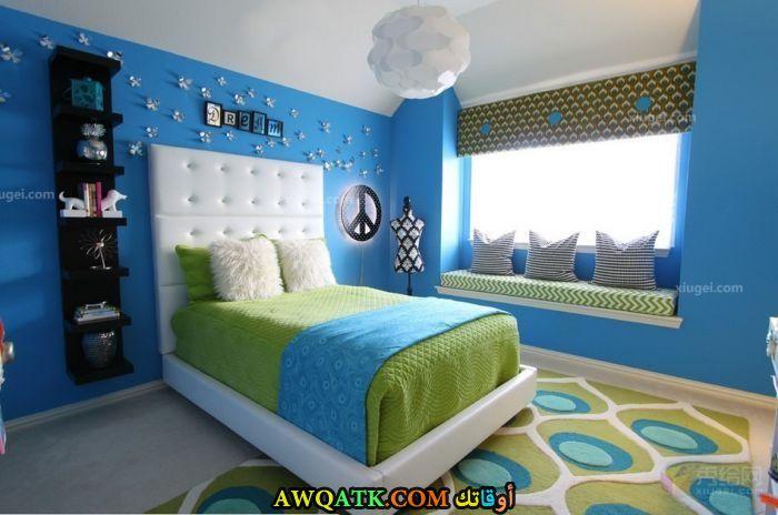 غرفة نوم جميلة جداً ورائعة