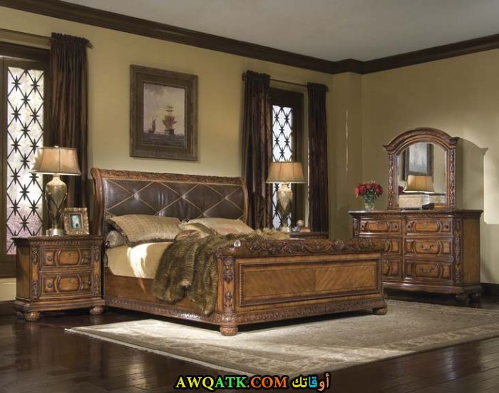 غرفة نوم روعة