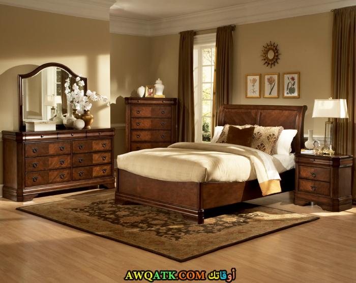 غرفةة نوم رائعة وشيك