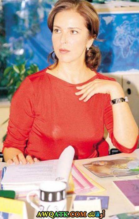أحدث صورة للفنانة التركية لالي منصور