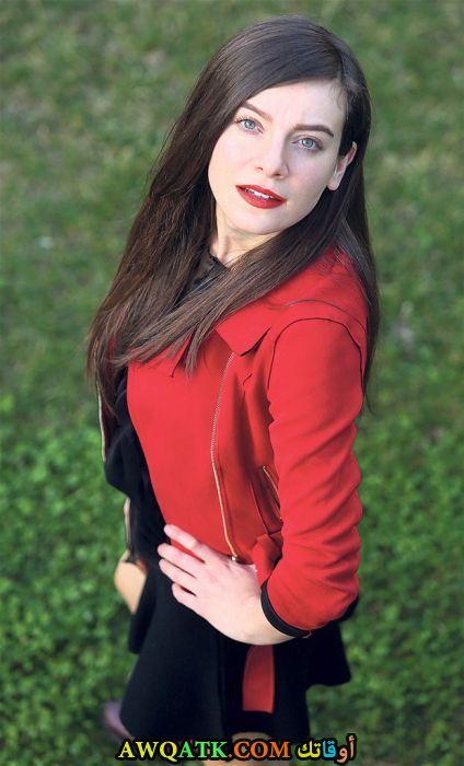 أحلى وأروع بوستر للفنانة التركية الجميلة ميرفي التينكايا
