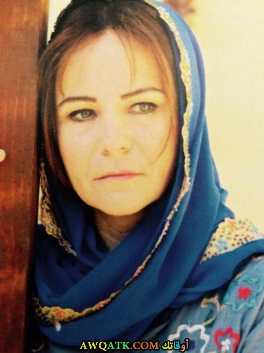 لعشاق الفنانة ميلدا ارات صورة جميلة وجديدة