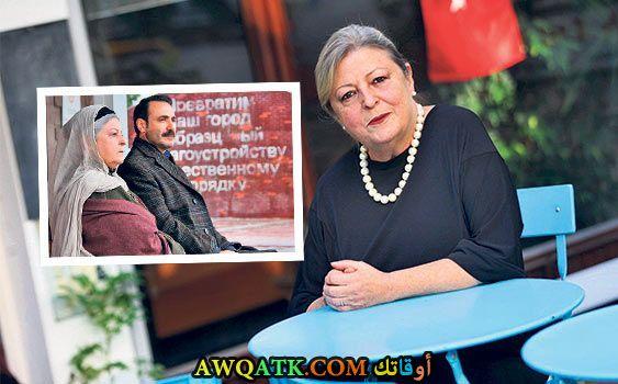 صورة روعة للفنانة Sema Çeyrekbasi