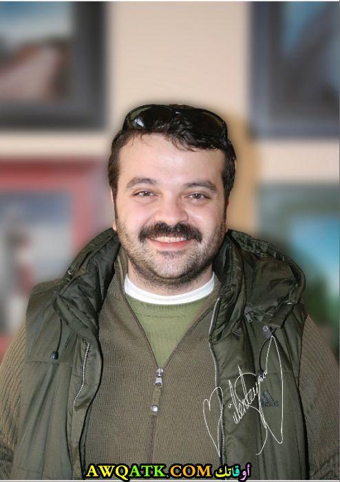 أحدث صورة للفنان التركي بولينت سيران