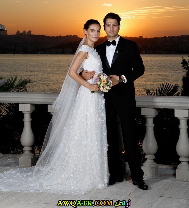 صورة من حفل زفاف سادات أكسوي