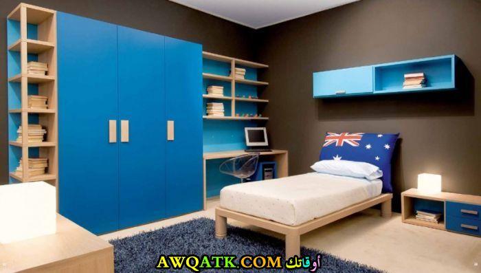 غرفة نوم أطفال سادة جميلة جداً
