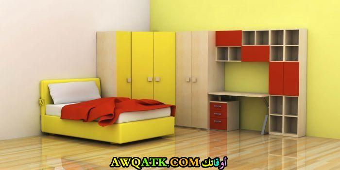 غرفة نوم أطفال شيك وروعة