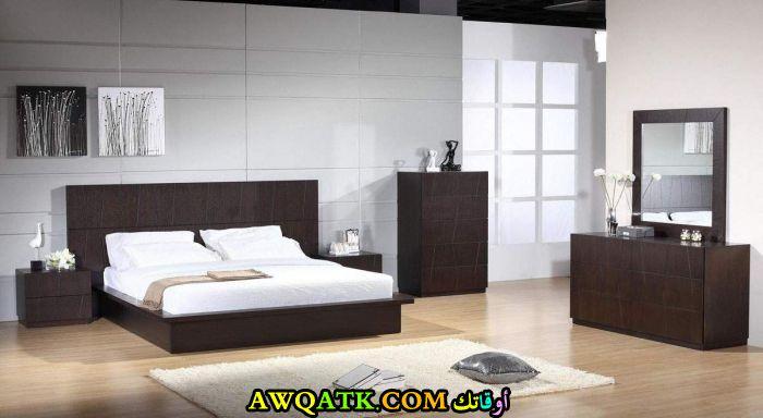 غرفة نوم موف رائعة