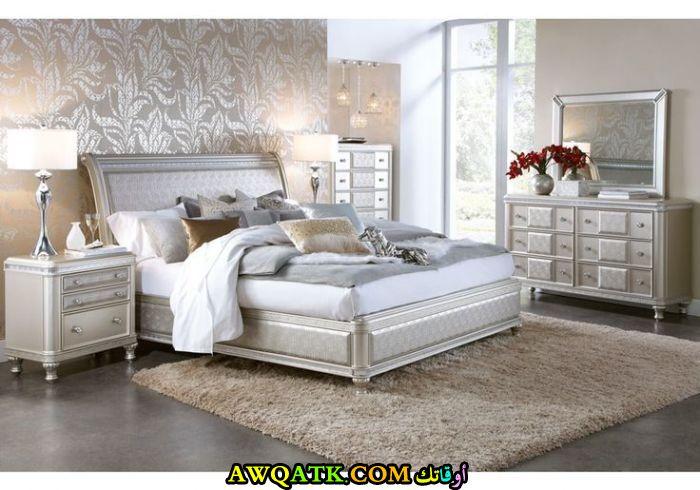 غرفة نوم أمريكية شيك جداً