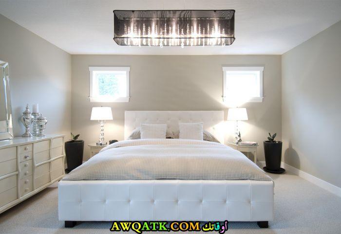غرفة نوم سادة روعة