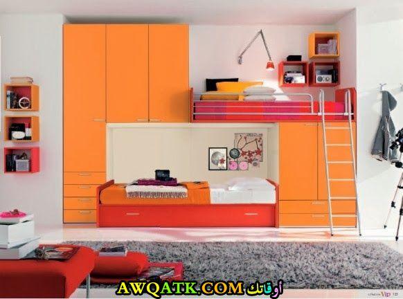 غرفة نوم جميلة جداً
