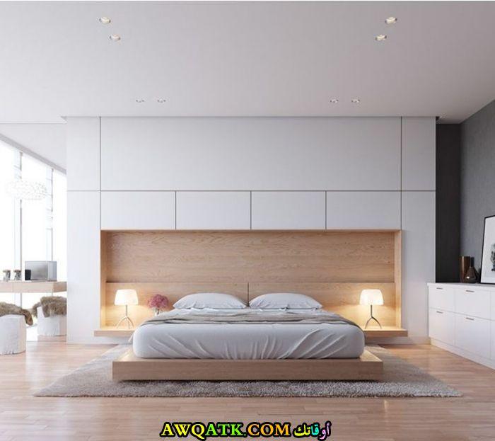 غرفة نوم روعة تناسب المساحات الكبيرة