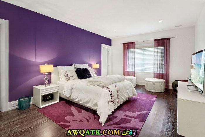 غرفة نوم تناسب المساحات الواسعة