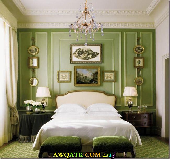 غرفة نوم مغربية رائعة