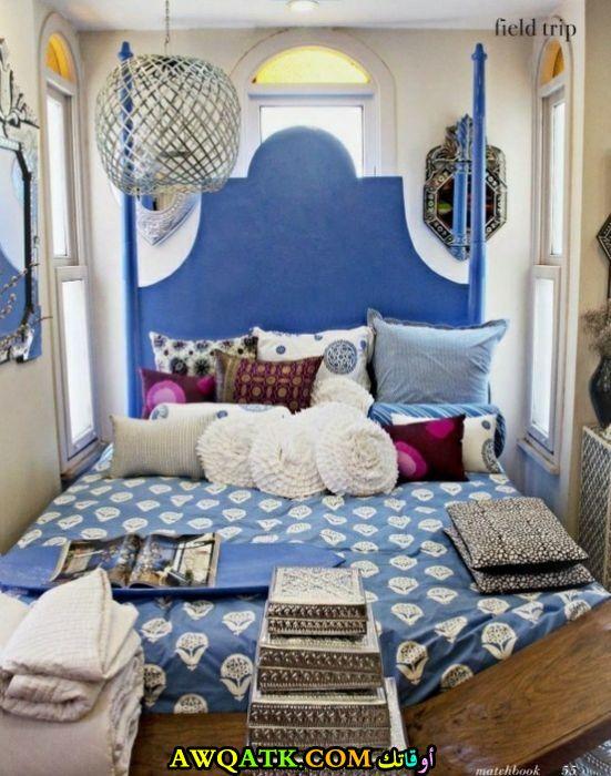غرفة نوم مغربية جميلة