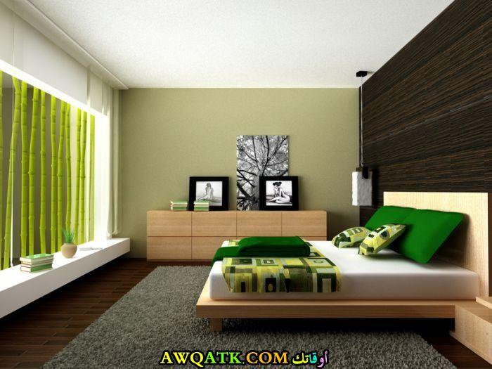 غرفة نوم كاملة مودرن جميلة جداً