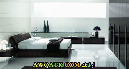 غرف نوم روعة وشيك باللون الأسود